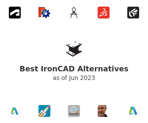 Best IronCAD Alternatives