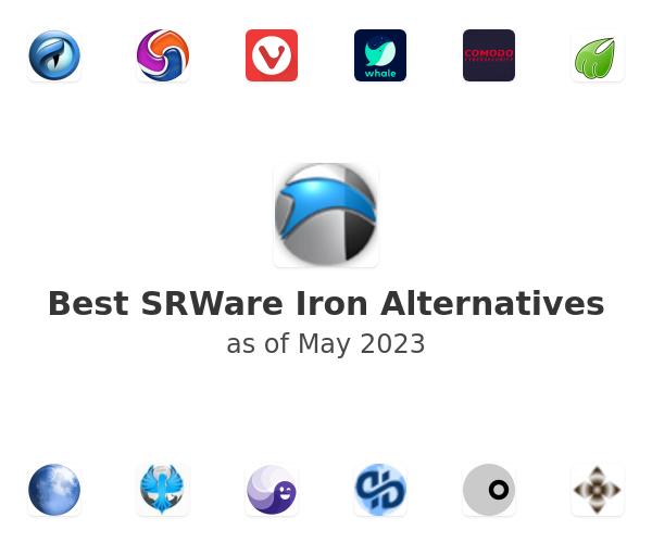 Best SRWare Iron Alternatives