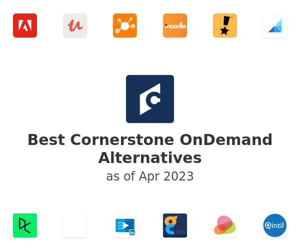 Best Cornerstone OnDemand Alternatives