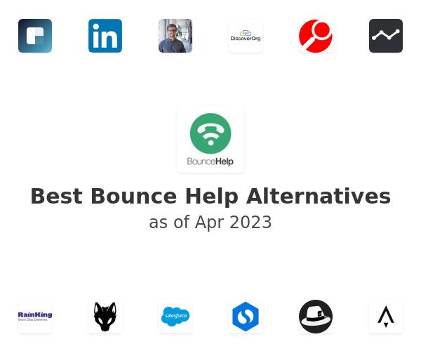 Best Bounce Help Alternatives