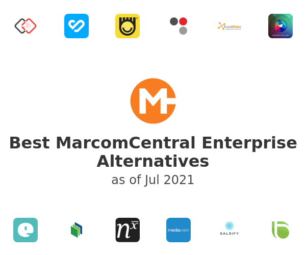 Best MarcomCentral Enterprise Alternatives
