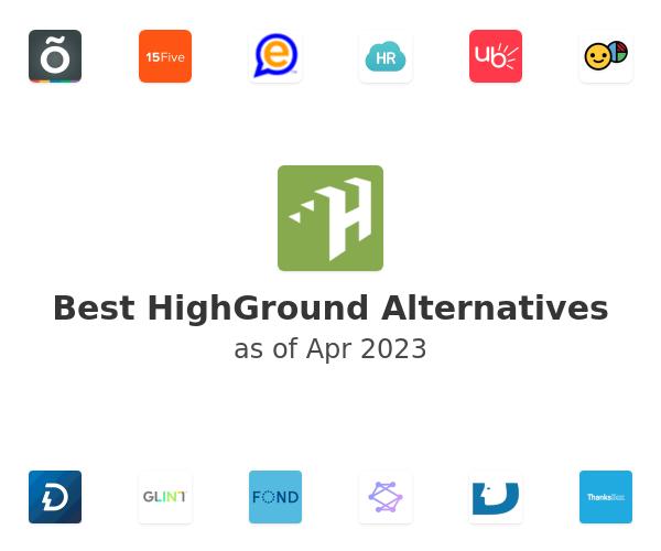 Best HighGround Alternatives