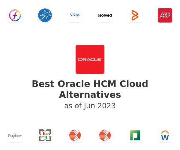 Best Oracle HCM Cloud Alternatives