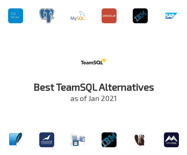 Best TeamSQL Alternatives