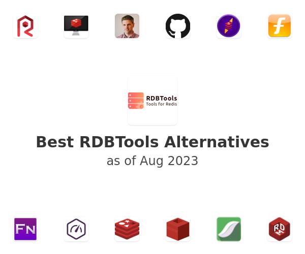 Best RDBTools Alternatives