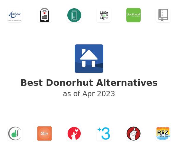 Best Donorhut Alternatives