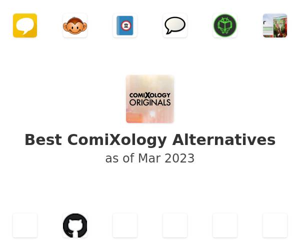 Best ComiXology Alternatives