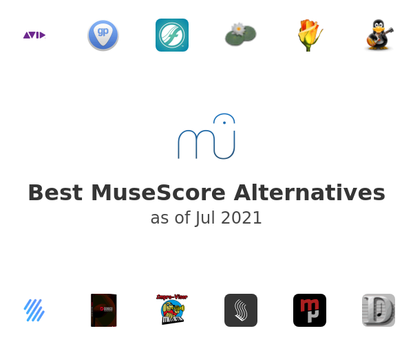 Best MuseScore Alternatives