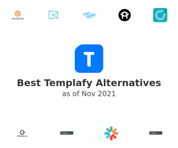Best Templafy Alternatives