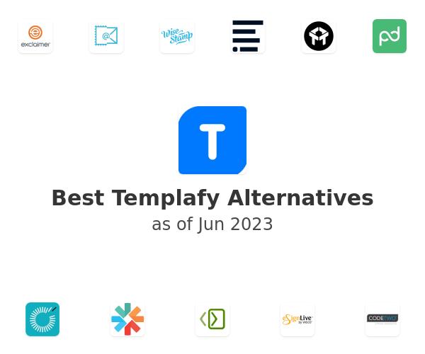 Best Templafy Alternatives