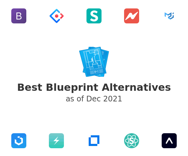 Best Blueprint Alternatives