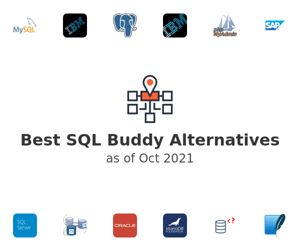 Best SQL Buddy Alternatives