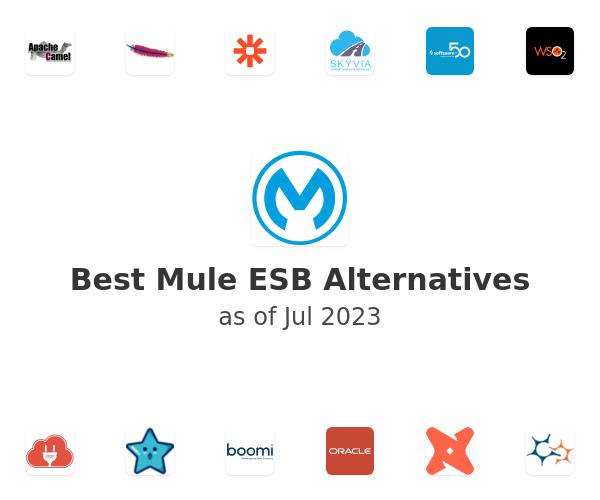 Best Mule ESB Alternatives