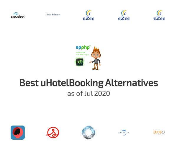 Best uHotelBooking Alternatives