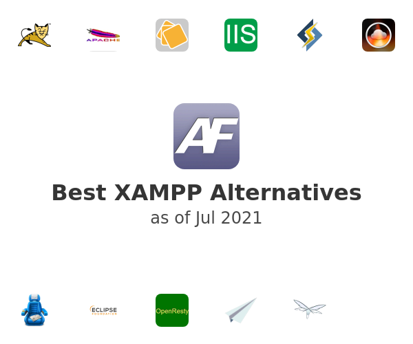 Best XAMPP Alternatives