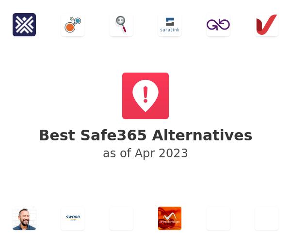 Best Safe365 Alternatives