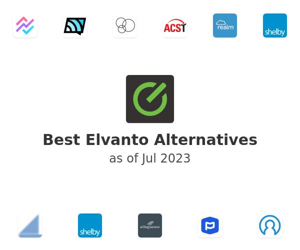 Best Elvanto Alternatives