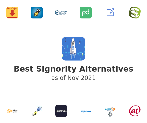 Best Signority Alternatives