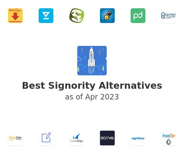 Best Signority Alternatives