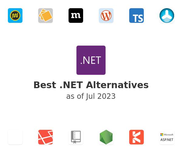 Best .NET Alternatives