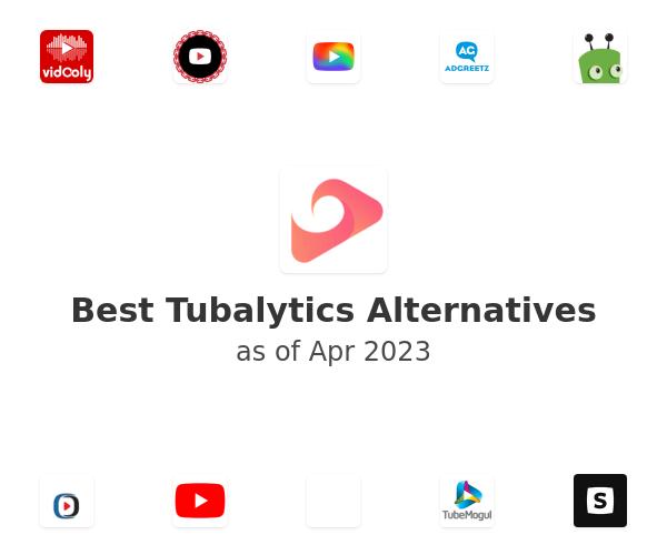 Best Tubalytics Alternatives