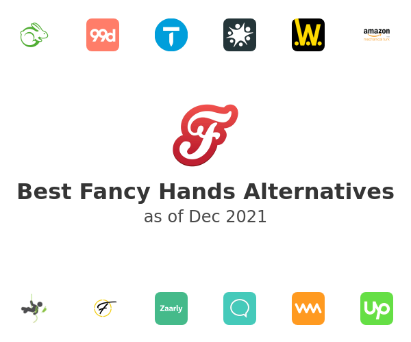 Best Fancy Hands Alternatives