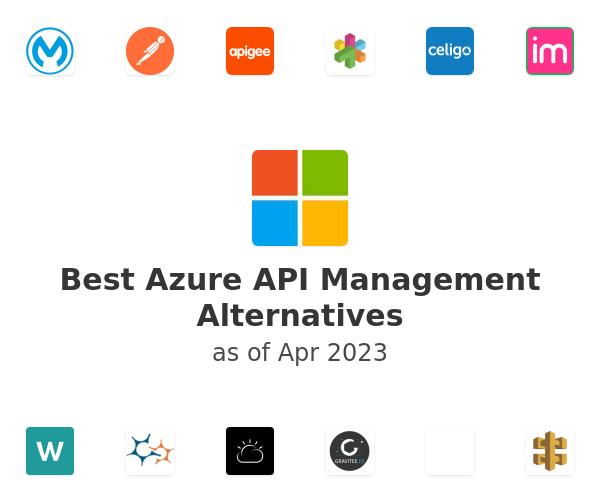 Best Azure API Management Alternatives