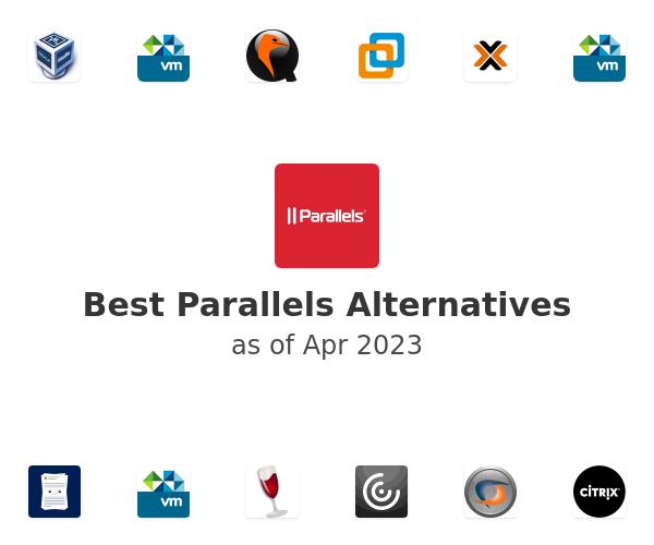 Best Parallels Alternatives