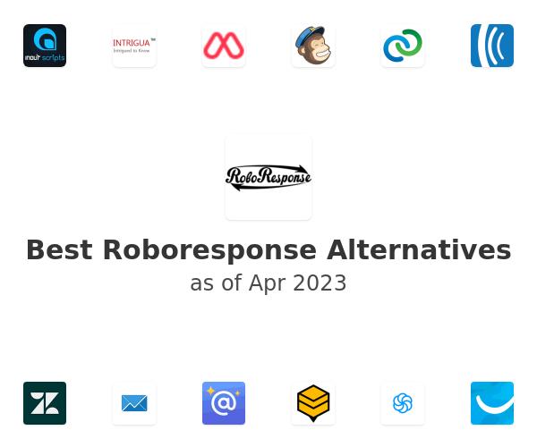 Best Roboresponse Alternatives