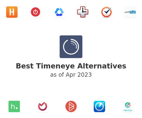 Best Timeneye Alternatives