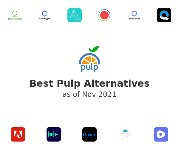Best Pulp Alternatives