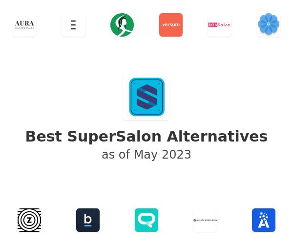 Best SuperSalon Alternatives