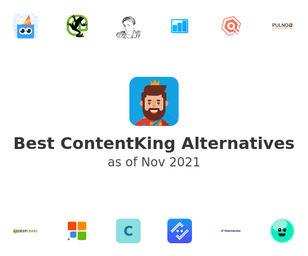 Best ContentKing Alternatives