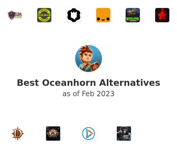 Best Oceanhorn Alternatives