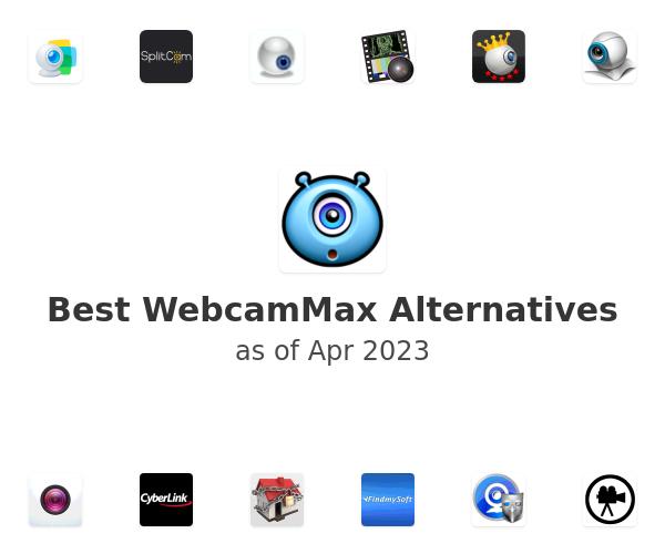 Best WebcamMax Alternatives