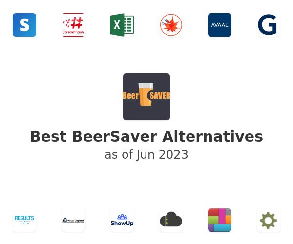 Best BeerSaver Alternatives