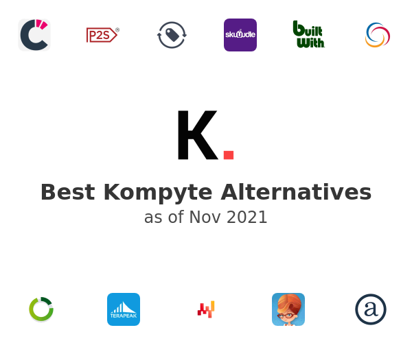 Best Kompyte Alternatives