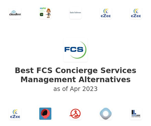 Best FCS Concierge Services Management Alternatives