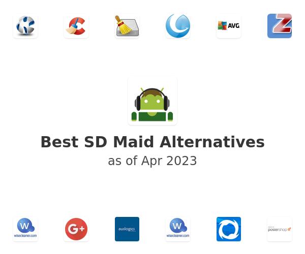 Best SD Maid Alternatives