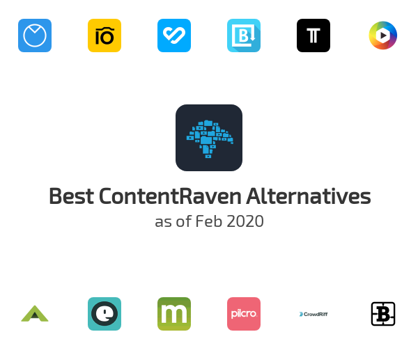 Best ContentRaven Alternatives