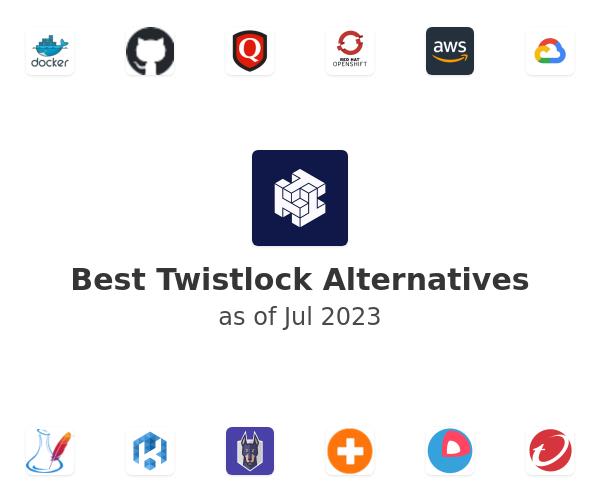 Best Twistlock Alternatives