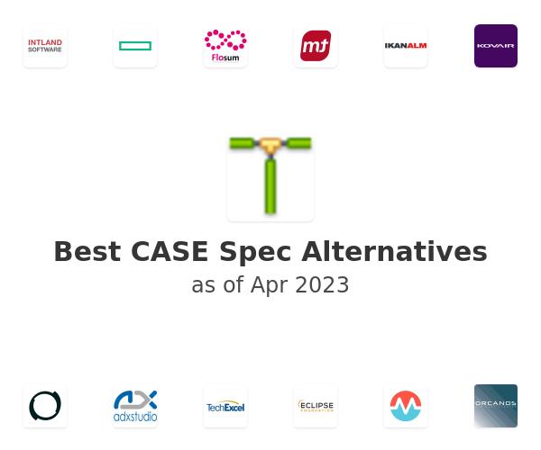 Best CASE Spec Alternatives