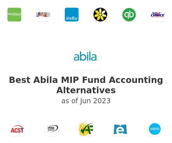 Best Abila MIP Fund Accounting Alternatives
