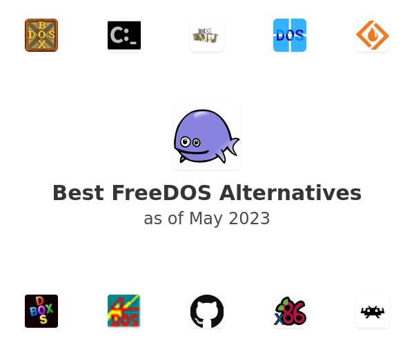 Best FreeDOS Alternatives
