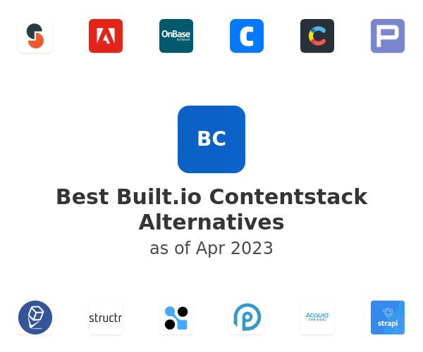 Best Built.io Contentstack Alternatives