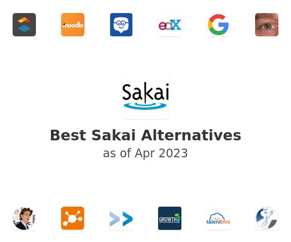 Best Sakai Alternatives