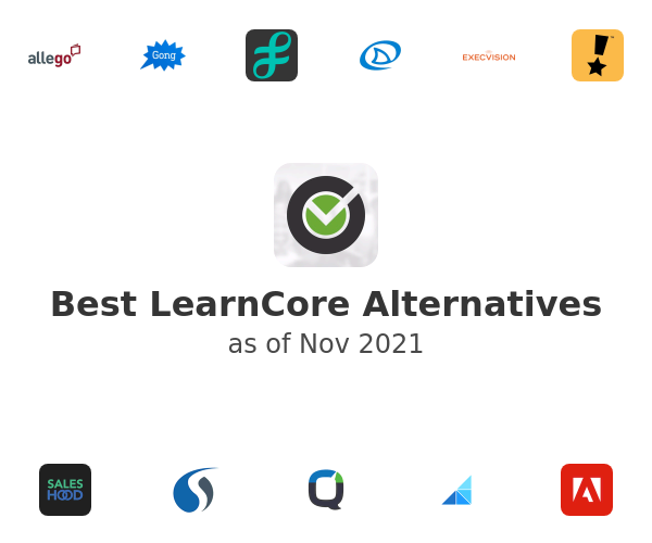 Best LearnCore Alternatives