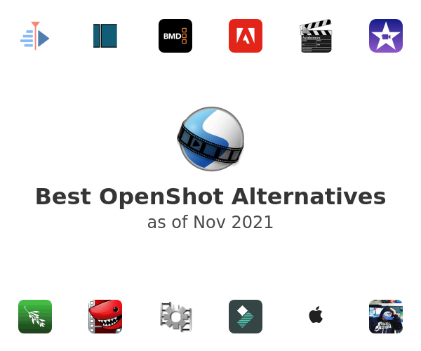 Best OpenShot Alternatives