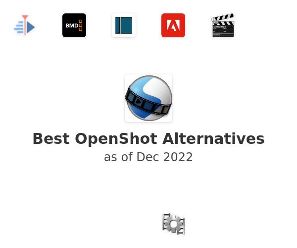 Best OpenShot Alternatives
