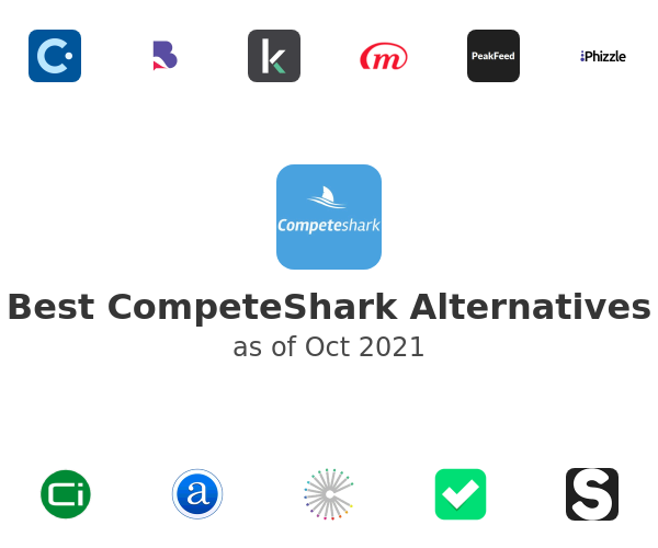 Best CompeteShark Alternatives